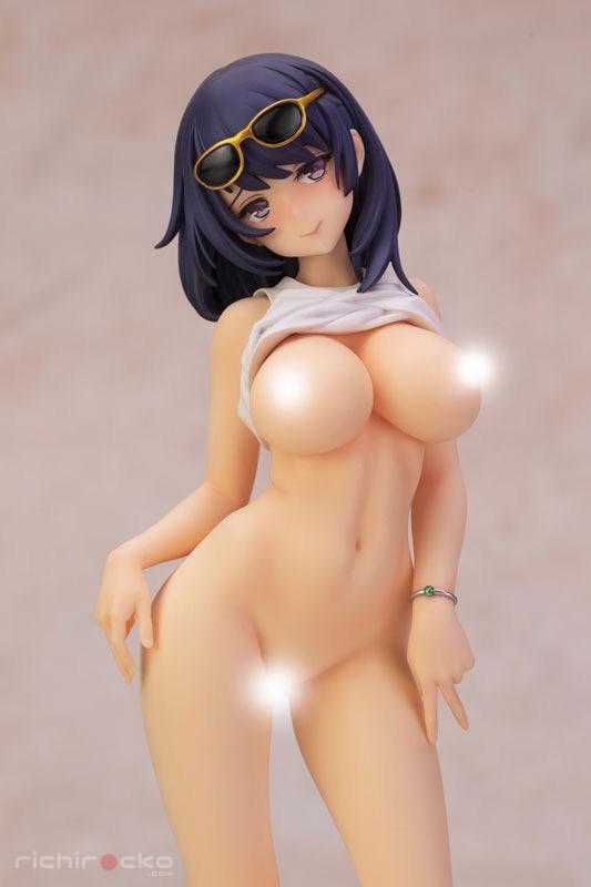 Figura Ecchi Toshiue Kanojo Kekemotsu Tienda Figuras Anime Chile Santiago SkyTube
