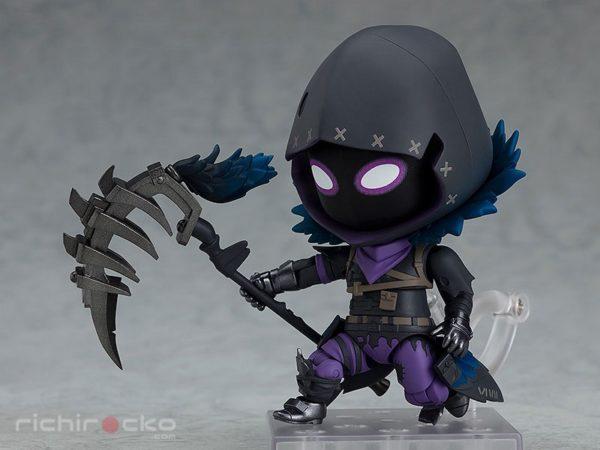 Figura Nendoroid Chile Fortnite Raven Tienda Figuras Anime Juego Santiago Good Smile Company