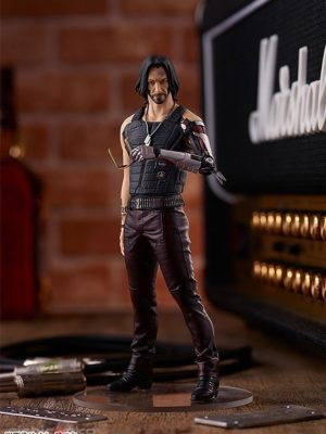 Figura POP UP PARADE Cyberpunk 2077 Johnny Silverhand Tienda Figuras Anime Chile Santiago