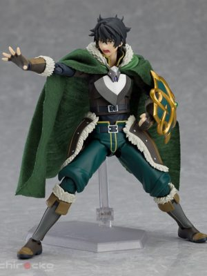 Figura figma The Rising of the Shield Hero Naofumi Iwatani Tienda Figuras Anime Chile Santiago