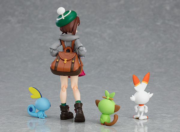Figura figma Gloria Pokemon Center Tienda Figuras Anime Chile Santiago