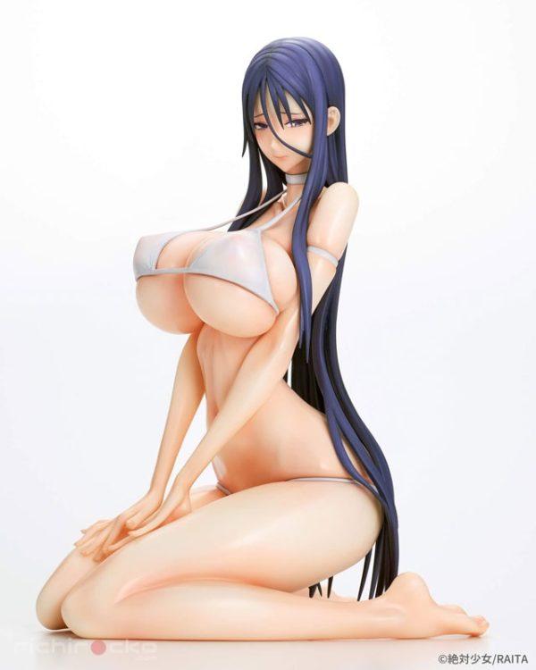 Figura Ecchi Mahou Shoujo Misanee White Bikini Tienda Figuras Anime Chile Santiago