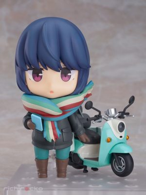 Figura Nendoroid Chile Yuru Camp Rin Shima Touring Tienda Figuras Anime Chile Santiago