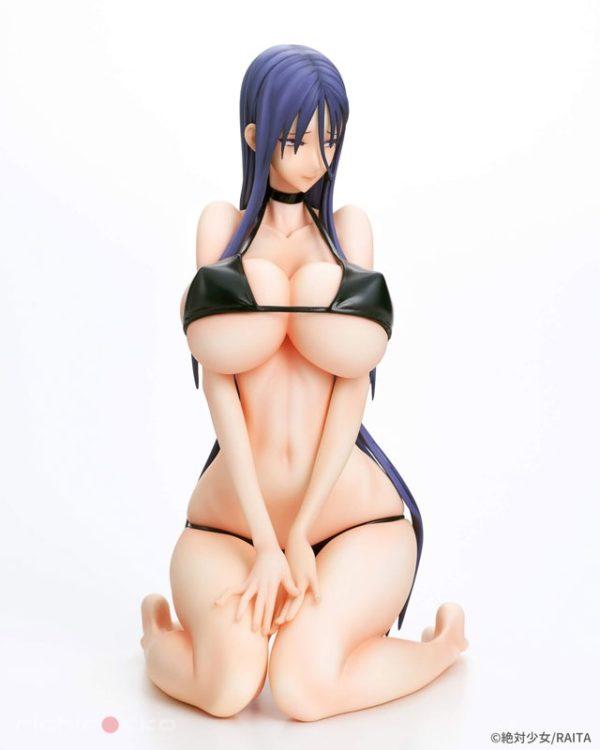 Figura Ecchi Mahou Shoujo Misanee Black Bikini Tienda Figuras Anime Chile Santiago