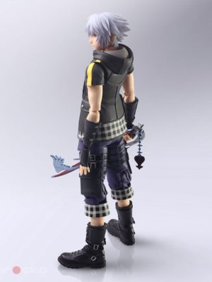 Figura KH3 KINGDOM HEARTS III BRING ARTS Riku Version 2 Tienda Figuras Anime Chile Santiago Square Enix
