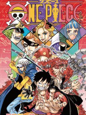 One Piece Manga Japonés Shueisha Tienda Figuras Anime Chile Santiago