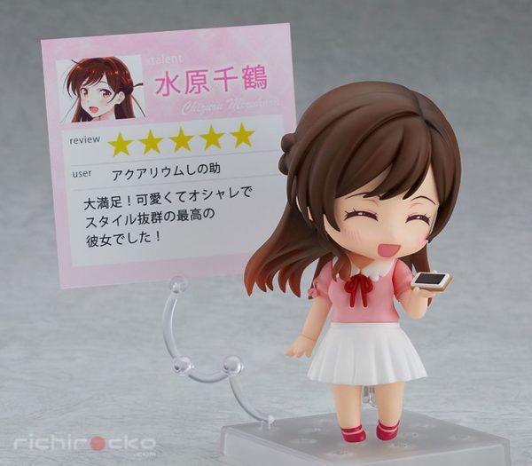 Tienda Nendoroid Chile Kanojo Okarishimasu Chizuru Mizuhara Tienda Figuras Anime Santiago