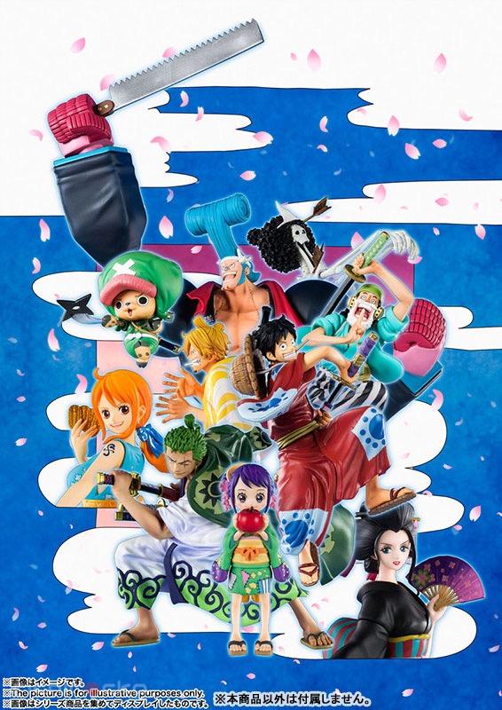 Figura Figuarts ZERO Nami O-Nami ONE PIECE Tienda Figuras Anime Chile Santiago