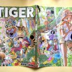 Artbook One Piece Color Walk Tiger Tienda Figuras Anime Chile Santiago