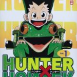 Hunter x Hunter Cazador Manga Japonés Shueisha Tienda Figuras Anime Chile Santiago