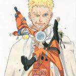 Naruto Shippuden Uzumaki Artbook Manga Japonés Shueisha Tienda Figuras Anime Chile Santiago