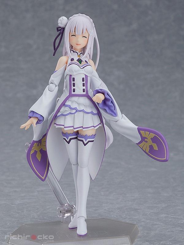 Figura figma Chile Re:ZERO Emilia Tienda Figuras Anime Santiago