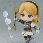 Figura Nendoroid League of Legends Lux LOL Tienda Figuras Anime Juego Chile Santiago