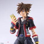 Figura KH3 KINGDOM HEARTS III BRING ARTS Sora Version 2 Tienda Figuras Anime Chile Santiago Square Enix