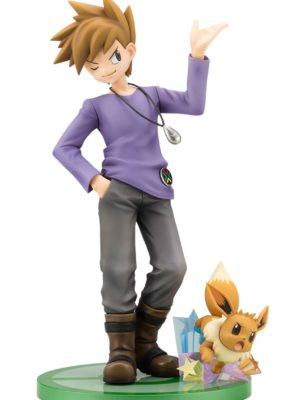 Figura ARTFX J Pokemon Gary Eevee Tienda Figuras Anime Chile Santiago