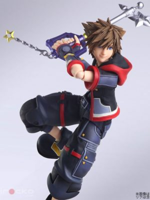 Figura KH3 KINGDOM HEARTS III BRING ARTS Sora Version 2 Tienda Figuras Anime Chile Santiago Square Enix