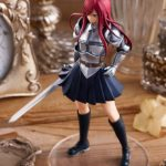 Figura POP UP PARADE Erza Scarlet Fairy Tail Tienda Figuras Anime Chile Santiago