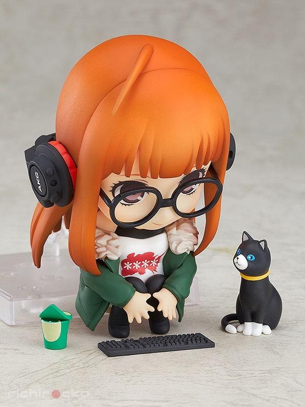 Figura Nendoroid Chile Persona 5 Futaba Sakura Tienda Figuras Anime Santiago
