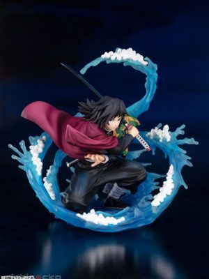 Figura Figuarts ZERO Giyu Tomioka Water Breath Demon Slayer Kimetsu no Yaiba Tienda Figuras Anime Chile Santiago