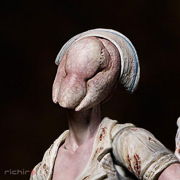 Figura figma Chile Silent Hill 2 Bubble Head Nurse Tienda Figuras Anime Santiago