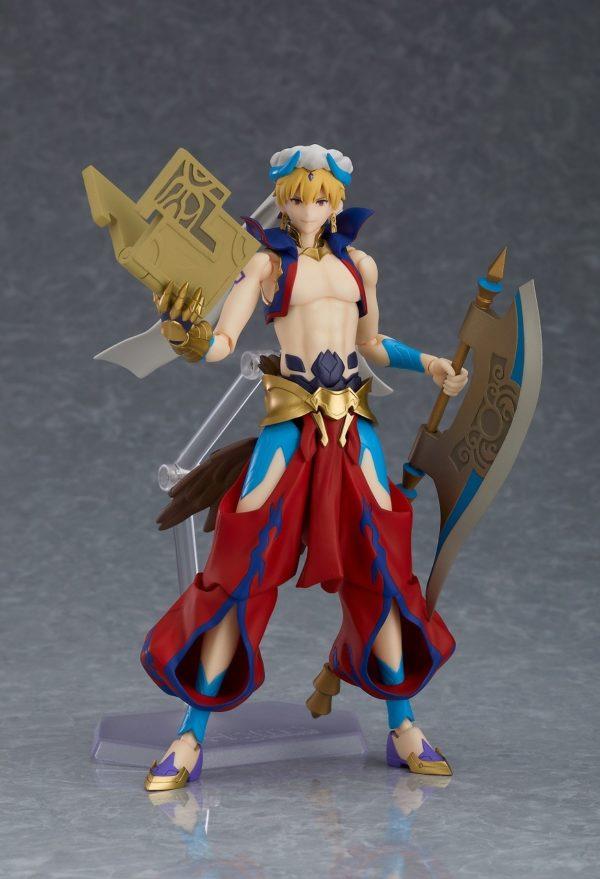 Figura figma Gilgamesh Fate/Grand Order Tienda Figuras Anime Chile Santiago
