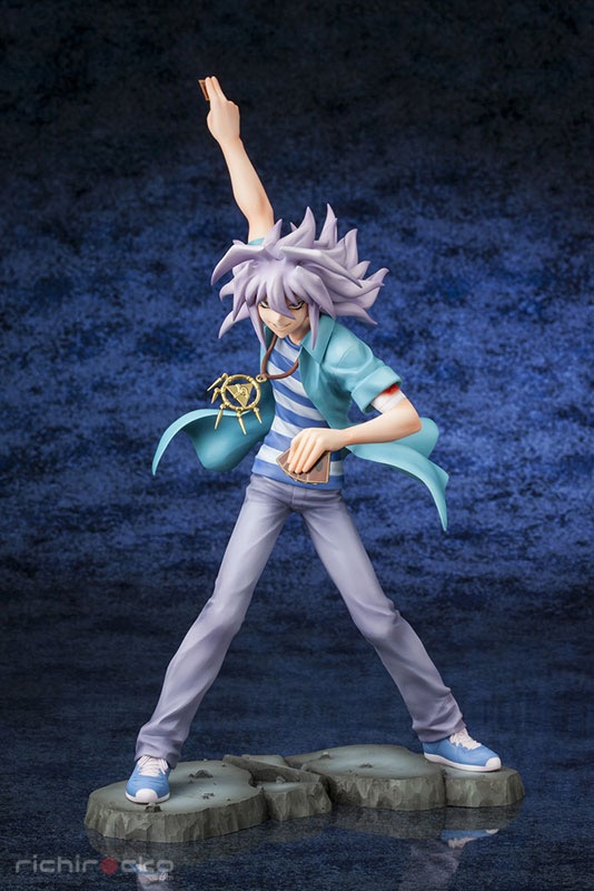 Figura ARTFX J - Yu-Gi-Oh! Duel Monsters: Yami Bakura Tienda Figuras Anime Chile Santiago
