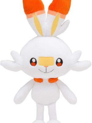 Peluche Scorbunny Poké Plush Pokémon Tienda Figuras Anime Chile Santiago