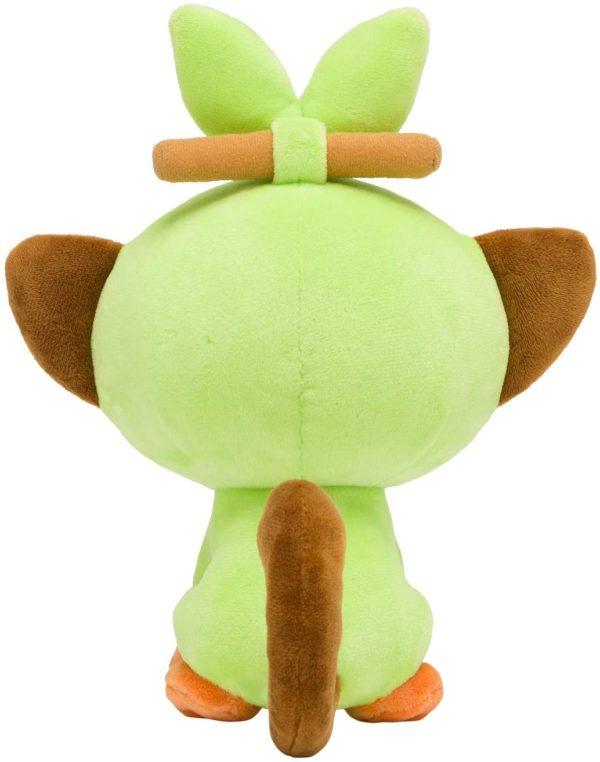 Peluche Grookey Poké Plush Pokémon Tienda Figuras Anime Chile Santiago