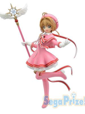 Figura Kinomoto Sakura Cardcaptor Japonés Tienda Figuras Anime Chile Santiago