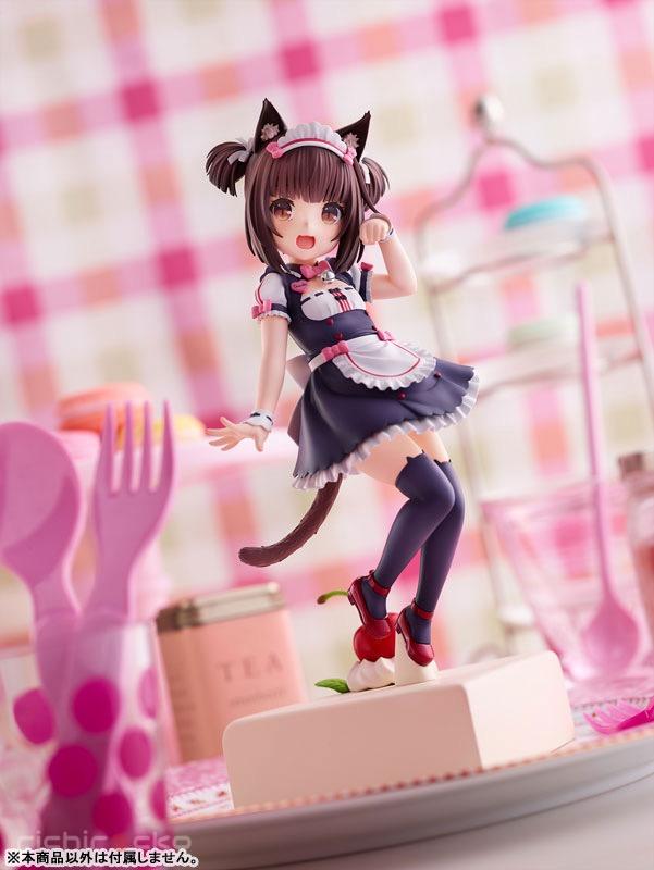 Figura Nekopara Chocola -Pretty kitty Style- Tienda Figuras Anime Chile Santiago