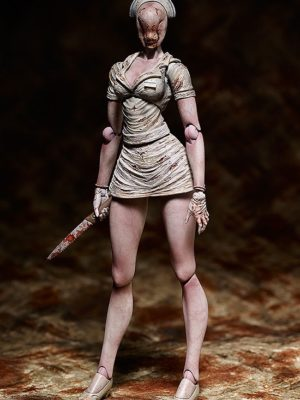 Figura figma Chile Silent Hill 2 Bubble Head Nurse Tienda Figuras Anime Santiago