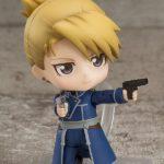 Figura Nendoroid Chile Fullmetal Alchemist Riza Hawkeye Tienda Figuras Anime Santiago