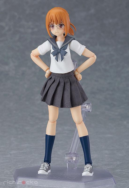 Figura figma Styles Sailor Outfit Body Emily Tienda Figuras Anime Chile Santiago