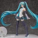Figura Vocaloid Hatsune Miku v3 FREEing Tienda Figuras Anime Chile Santiago