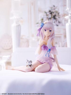 Figura Re:Zero Emilia Ichiban Kuji Banpresto Bandai Tienda Figuras Anime Chile Santiago