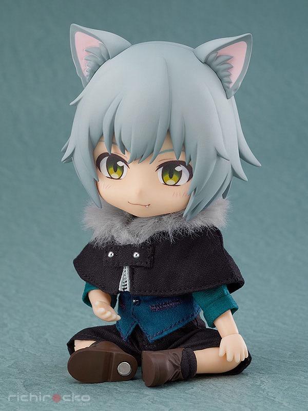 Figura Nendoroid Doll Wolf Ash Tienda Figuras Anime Chile Santiago