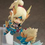 Figura Nendoroid Chile Monster Hunter World Female Hunter Zinogre Alpha Armor DX Tienda Figuras Anime Juego Santiago