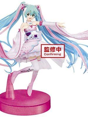 Figura Banpresto Hatsune Miku Vocaloid Sunai Racing Tienda Figuras Anime Chile Santiago