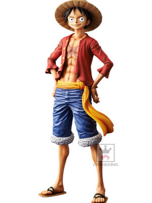 Figura Grandista Luffy One Piece Banpresto Tienda Figuras Anime Chile Santiago