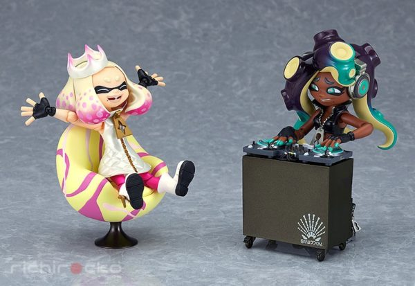 Figura figma Splatoon 2 Off the Hook Tienda Figuras Anime Chile Santiago