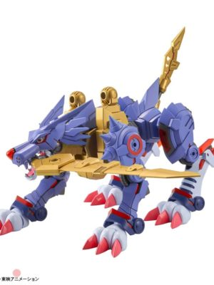 Figura Figure-rise Metal Garurumon (AMPLIFIED) Plastic Model Digimon Adventure Tienda Figuras Anime Chile Santiago