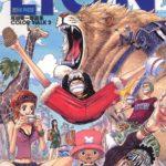 Artbook One Piece Tiger Color Walk Tiger Tienda Figuras Anime Chile Santiago