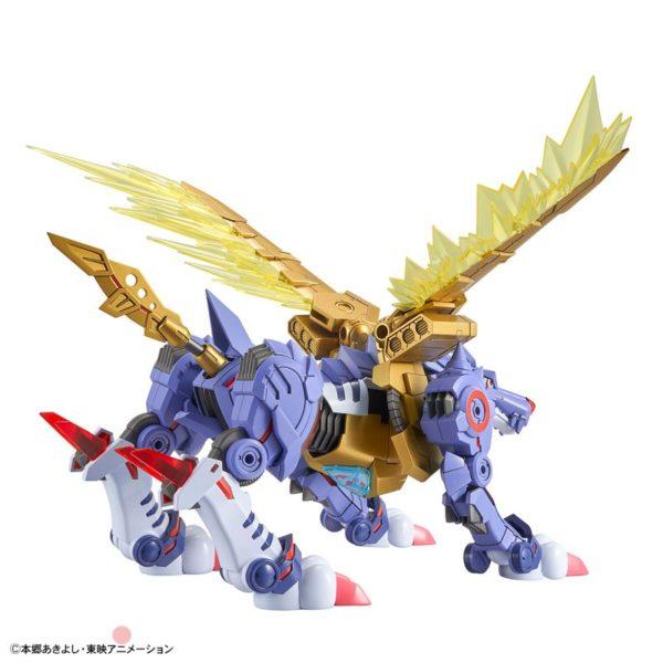 Figura Figure-rise Metal Garurumon (AMPLIFIED) Plastic Model Digimon Adventure Tienda Figuras Anime Chile Santiago