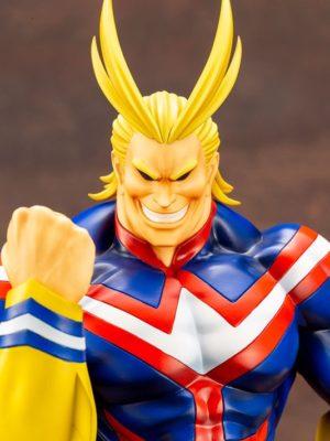 Figura ARTFX J My Boku no Hero Academia All Might Tienda Figuras Anime Chile Santiago