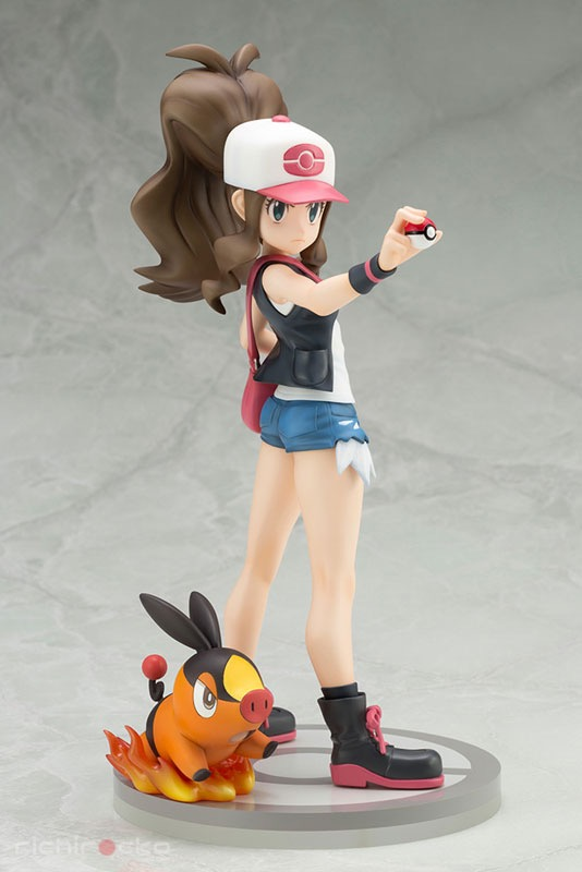Figura ARTFX J Pokemon Hilda Tepig Tienda Figuras Anime Chile Santiago