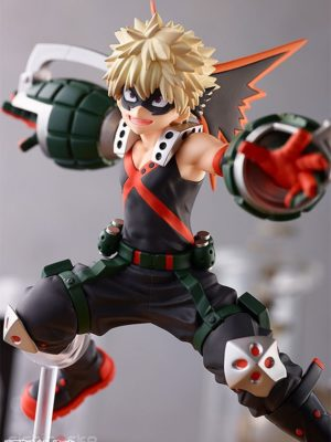 Figura POP UP PARADE My Hero Academia Katsuki Bakugo Hero Costume Tienda Figuras Anime Santiago Chile