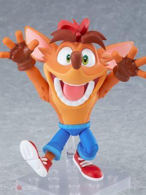 Figura Nendoroid Chile Juego Crash Bandicoot Tienda Figuras Anime Santiago