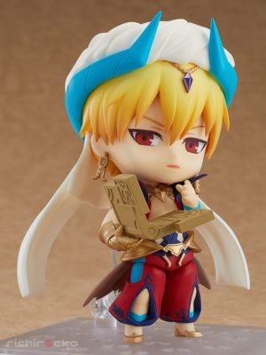 Figura Nendoroid Fate/Grand Order Caster/Gilgamesh Ascension Tienda Figuras Anime Chile Santiago