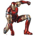 Figura MAFEX Iron Man Mark85 Marvel Avengers Endgame Tienda Figuras Anime Chile Santiago