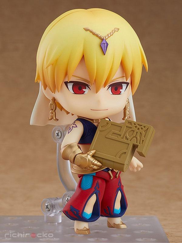 Figura Nendoroid Fate/Grand Order Caster/Gilgamesh Ascension Tienda Figuras Anime Chile Santiago